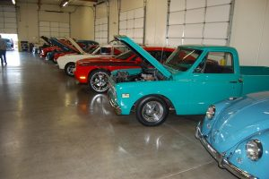 Classic Cars Stored in Indoor climate and security controlled facility in Peoria, Arizona